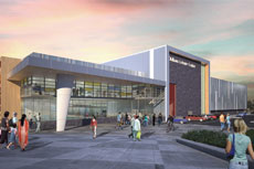 New Oldham Sports Centre