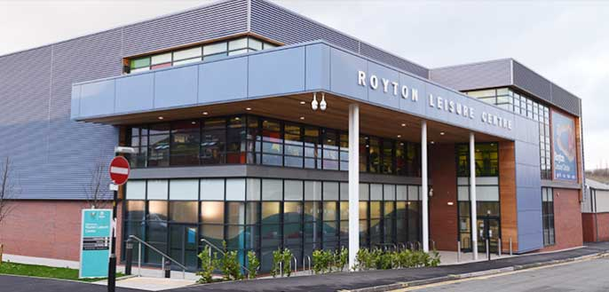 Royton Leisure Centre