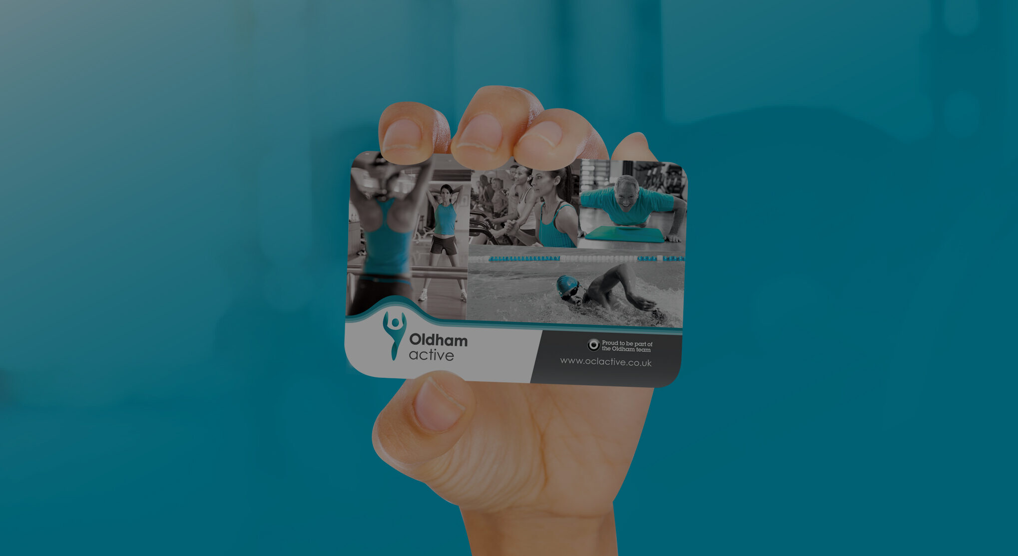 Oldham Active Card
