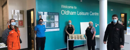Oldham Active and Oldham Angels teams